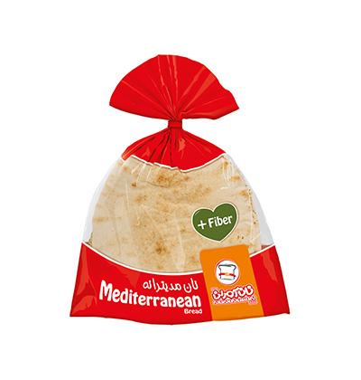 نان مدیترانه