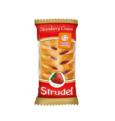 اشترودل توت فرنگی نان آوران