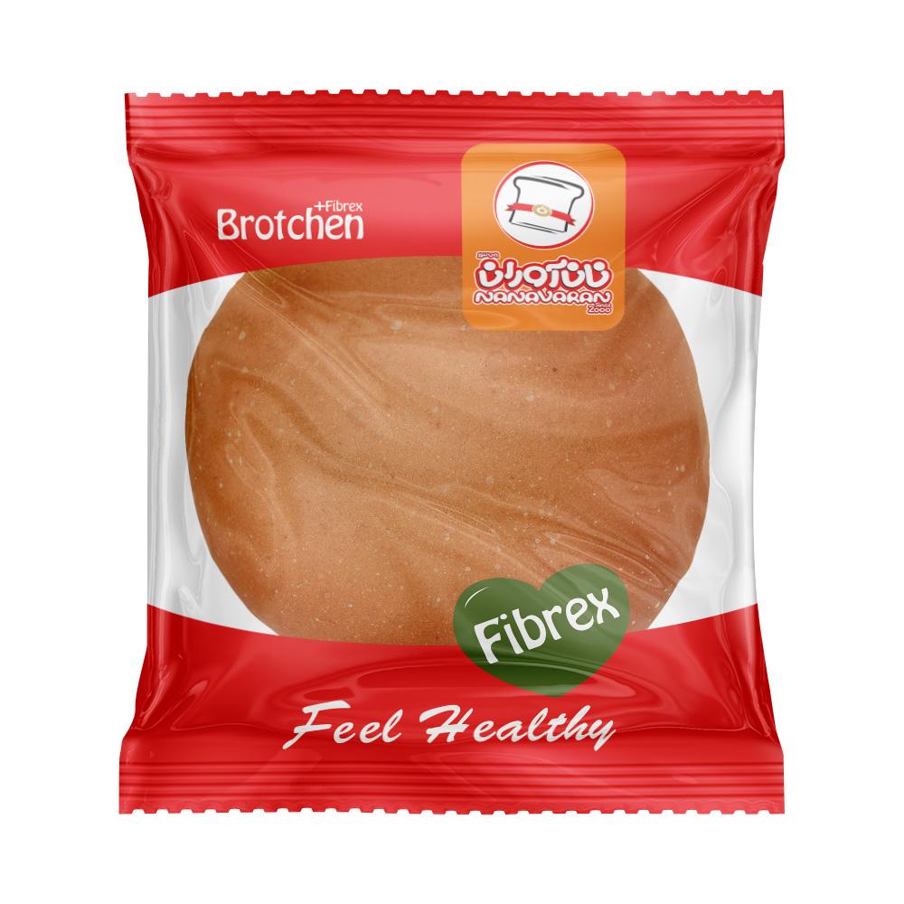 نان بروتچن نان آوران