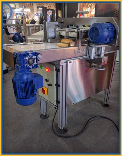 دستگاه برش نان سازه